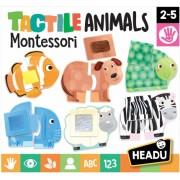 Montessori Animale Senzoriale Headu
