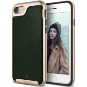 Husa piele Caseology Envoy Leather iPhone 7/8 Green