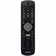 EHOP Compatible Remote Control for Philips. Works with Almost All Philips Smart Tv with Netflix Function Remote Controller(Black) (All Philips TV Compatible amp Universal)