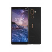 Nokia 7 Plus 4G 64GB Dual SIM Black/Copper