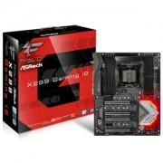 Placa de baza AsRock Fatal1ty X299 Professional Gaming i9, socket LGA 2066