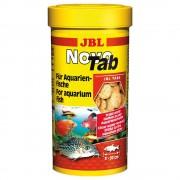 250ml NovoTab pastilhas comida peixes