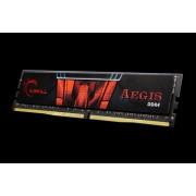 DDR4 16GB (1x16GB), DDR4 2400, CL17, DIMM 288-pin, G.Skill Aegis F4-2400C17S-16GIS, 36mj