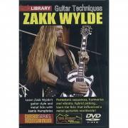 Roadrock International Lick library - Zakk Wylde Guitar Techniques, DVD