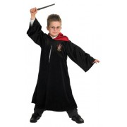 Rubie s Rubie's Official Harry Potter Gryffindor Deluxe Robe Childs Costume Size Large 7-8 Years