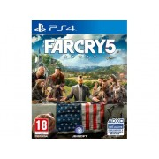 UBISOFT Juego PS4 Far Cry 5