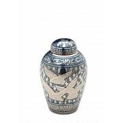 Messing Mini Urn (0.11 liter)