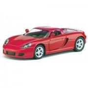 """Kinsmart - 4.5"""" Porsche Carrera GT (Red)"""
