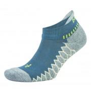Balega Silver Sportsok Blauw/Grijs - S