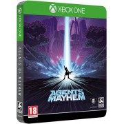 Deep Silver Agents of Mayhem - Edición Steelbook