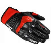 Spidi X-GT Handschuhe Schwarz Rot L