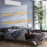 Kibernetik Ausmass-Service Klimaanlage