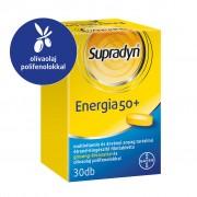 BDV Supradyn Energia 50+ filmtabletta 30x