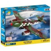 Set de constructie Cobi, WWII Planes, MESSERSCHMITT ME 262A , 315piese