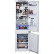 Combina frigorifica incorporaila Beko BCNA275E3S , Alb , A++ , No Frost , 254 L , Alarma usii deschise