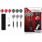 XQmax Darts Dart set rubber afgewerkt 18 g soft-tip 27-dlg QD7000670