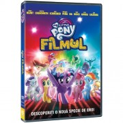 My Little Pony:Movie:Zoe Saldana, Kristin Chenoweth, Emily Blunt - My Little Pony:Filmul (CD)