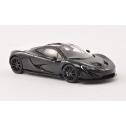 Mclaren P1 Sapphire Black 1/43 by Autoart 56014