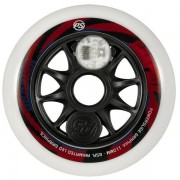Powerslide - Graphix Wheel Colorful 100/110mm - Skate Wiel