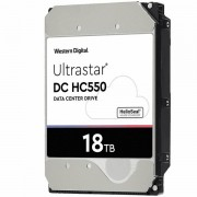 Western Digital Ultrastar DC HDD Server 3.5in 26.1MM 18000GB 512MB 7200RPM SAS ULTRA 512E SE P3 DC HC550, SKU 0F38353
