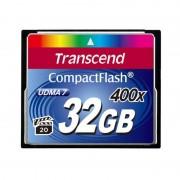 Card Transcend Compact Flash 32GB 400x