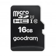 Card de memorie Goodram, HC UHS-I class10 Micro-SD, 16 GB, Negru