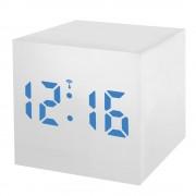 Statie meteo Bresser MyTime WAC RC 8020402GYEBLU, termometru, alarma