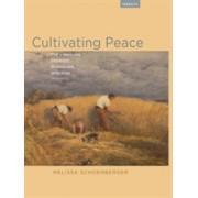 Cultivating Peace - The Virgilian Georgic in English, 1650-1750 (Schoenberger Melissa)(Paperback / softback) (9781684480470)