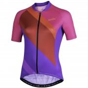Nalini Chic Women's Short Sleeve Jersey - M - Pink/Violet
