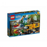 LEGO® City 60160 Le laboratoire mobile de la jungle - Lego