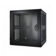 APC NetShelter WX 13U Vented Door, Black APC-AR100HD