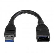 StarTech USB 3.0 verlengkabel M/F 0,15m