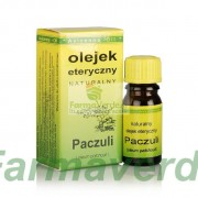 Ulei de patchouli 7 ml ORGANIQUE