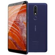 "Smartphone, NOKIA 3.1 PLUS TA-1104, Dual SIM, 6.00"", Arm Quad (1.6G), 2GB RAM, 16GB Storage, Android, Baltic"