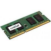 Crucial 8GB DDR3-1600 ECC SODIMM - CT102472BF160B