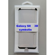 Zaštitno, kaljeno staklo Tempered glass za SM-G950F GALAXY S8 ZAKRIVLJENO black