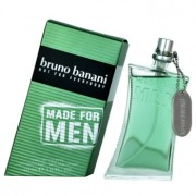 Bruno Banani Made for Men eau de toilette para hombre 50 ml