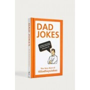Urban Outfitters Dad Jokesu00a0: The Very Best of @DadSaysJokes- taille: ALL
