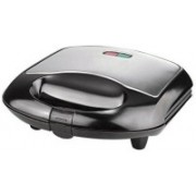 Wonder World ® GPS401B Sandwich Maker Non Stick Electric Grill, 750W, Black, 2-Slice Toast(Silver, Black)