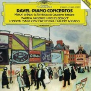 M. Ravel - Piano Concertos L'eventai (0028942366527) (1 CD)
