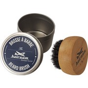 Hairgum Barber Shop perie pentru barba din par natural 55 mm