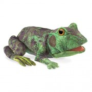 Folkmanis Frog Life Cycle Hand Puppet