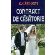 Contract de casatorie - G. Gardonyi
