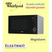Whirlpool MWF 421 SL mikrohullámú sütő , 25 literes , grill funkcióval