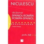 Dictionar spaniol-roman roman-spaniol pentru toti- valeria neagu