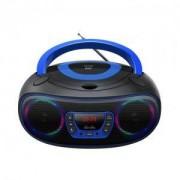 CD АДИОКАСЕТОФОН с FM радио Denver TCL-212BT - Blue