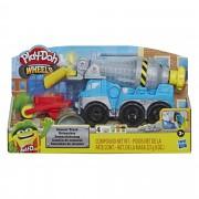 Hasbro Play Doh Wheels Cement Mixer