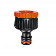 PRESA RUBINETTO 1/2 3/4 per TUBO ACQUA GIARDINO IRRIGAZIONE CLABER 8591 8804 15-27mm RAPIDO QUICK-CLICK