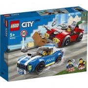 LEGO® City Police Arest pe autostrada (60242)