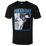 Herren T-Shirt Metal Green Day - Photo Block - ROCK OFF - GDTS22MB